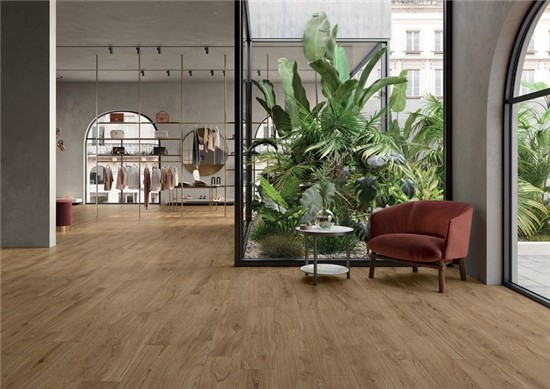NEW WOOD-LIKE COLLECTIONS, KEOPE CERAMICHE